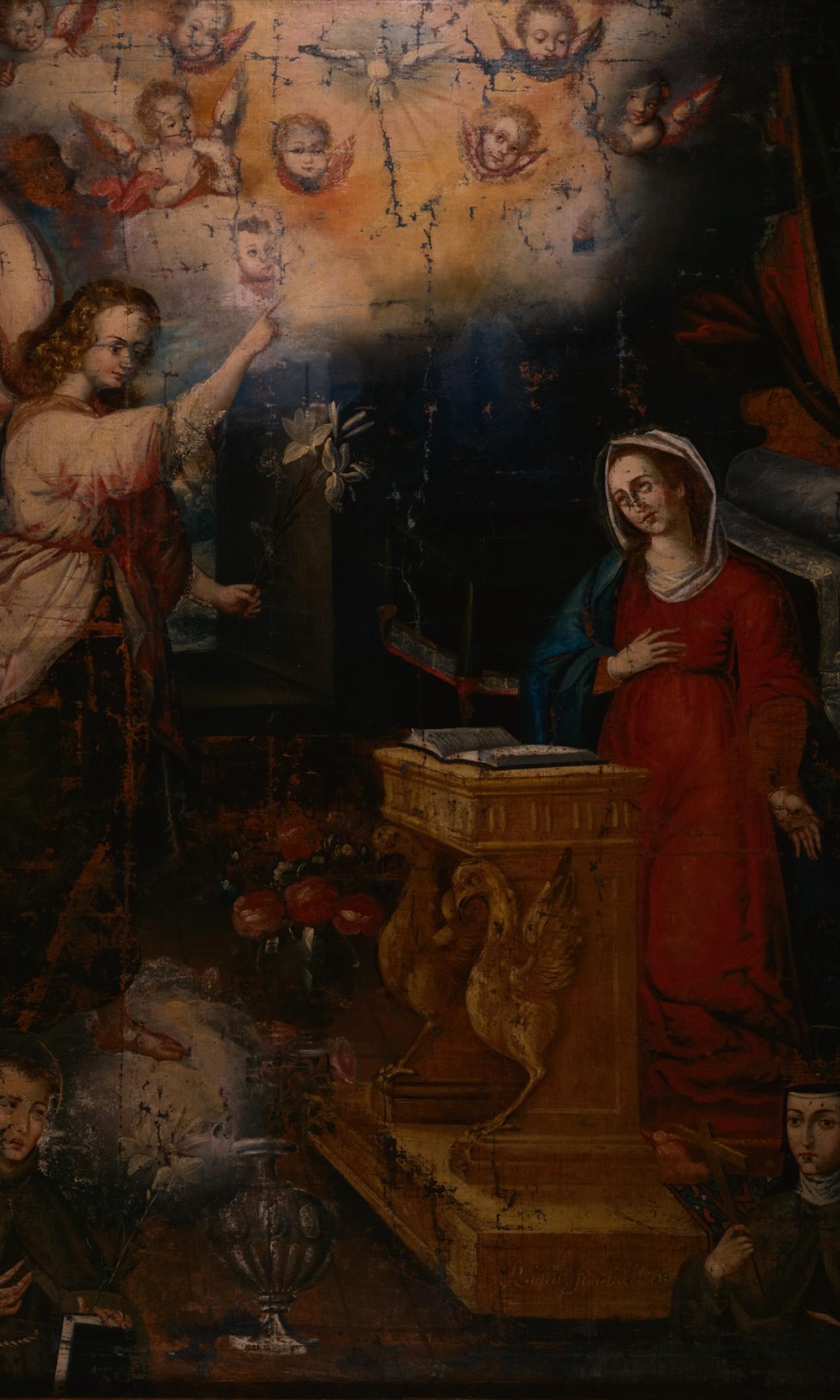 Anunciación (1631)