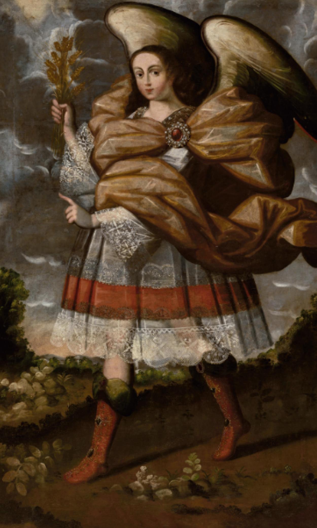 Arcángel Ariel (1670-1690)