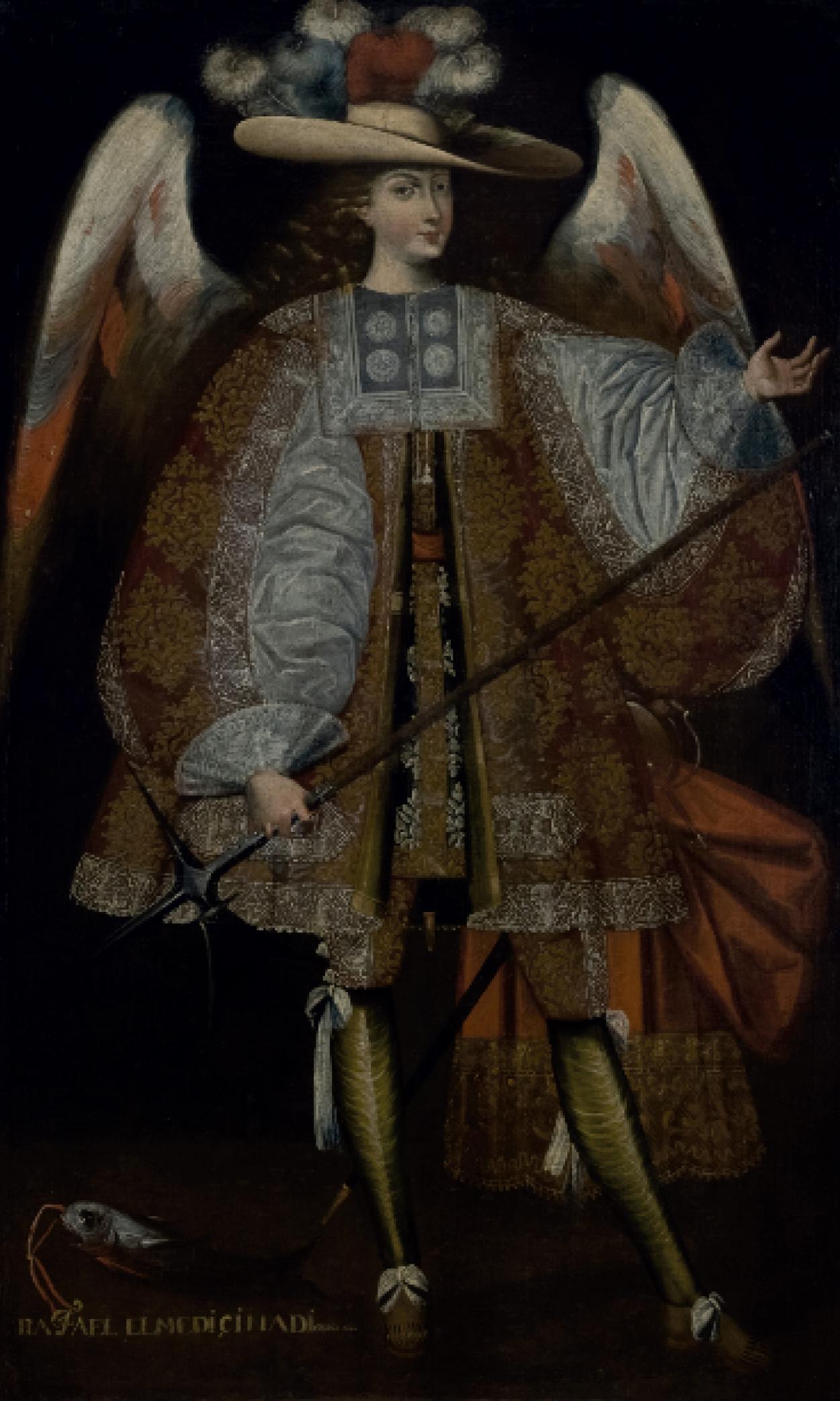Arcángel Rafael (1699 - 1729)
