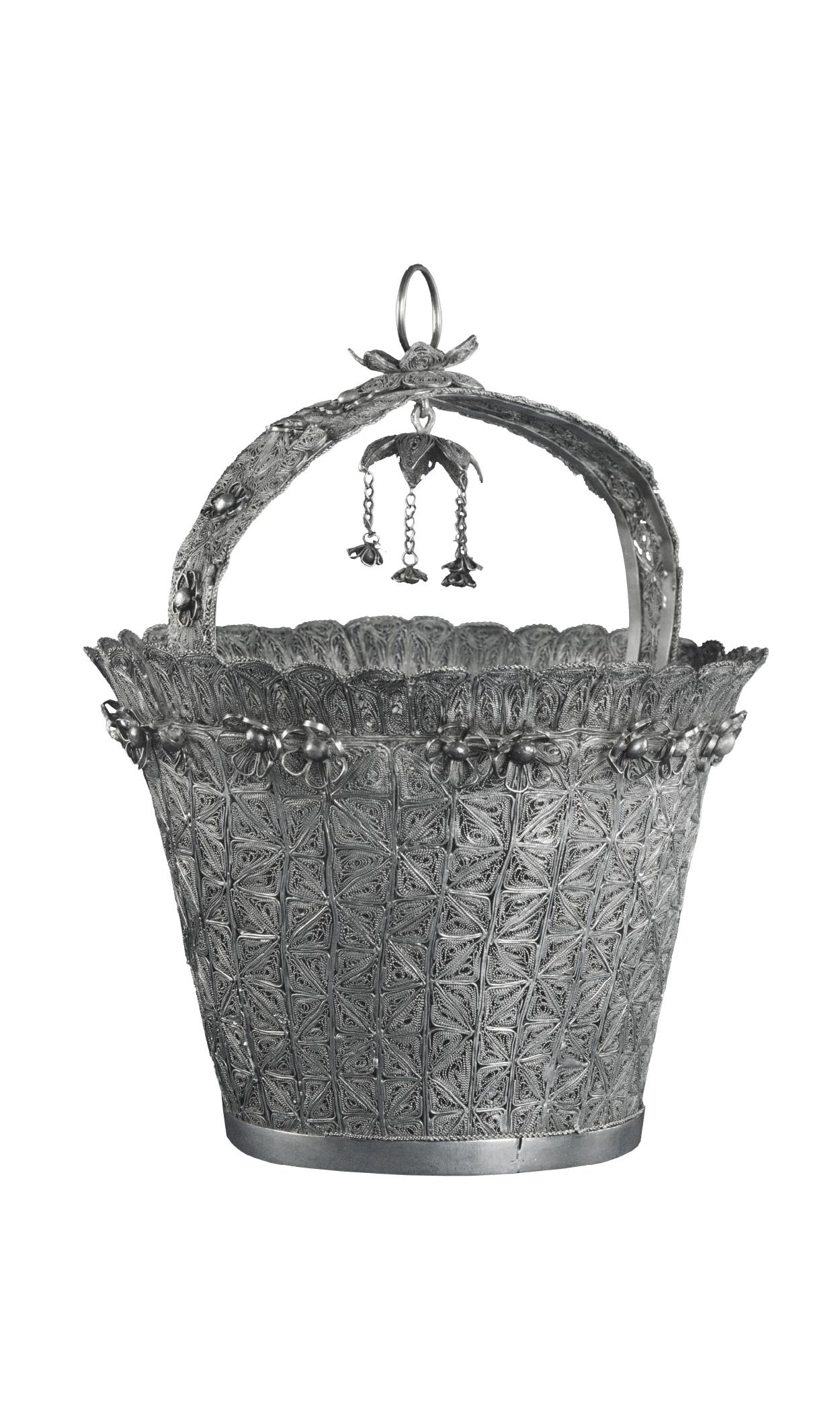 Canasta (Siglo XVIII)