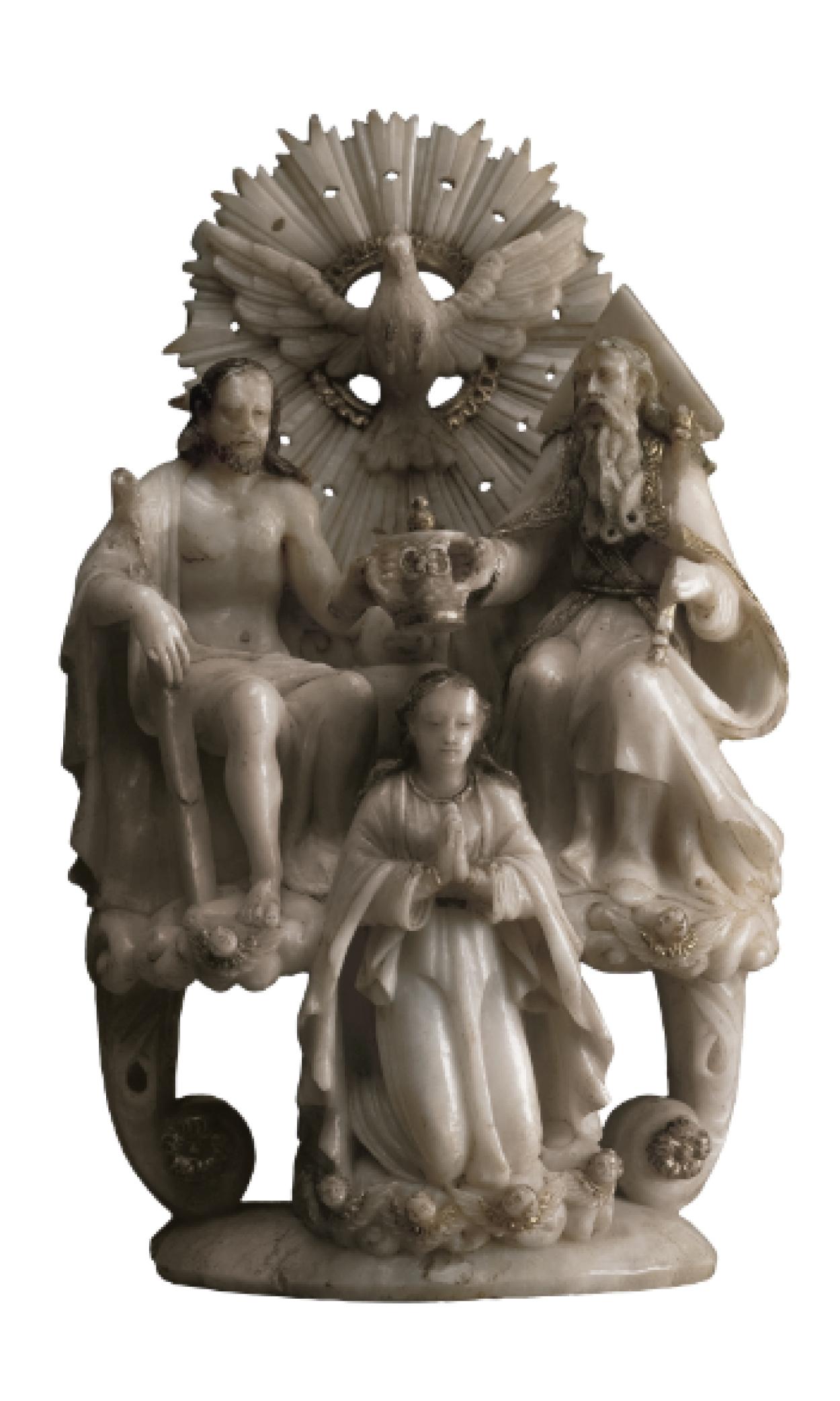 Coronación de la Virgen con la Santísima Trinidad (1699 - 1799)