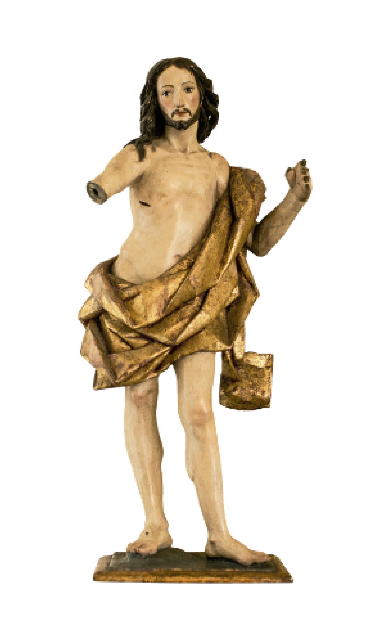 Cristo Resucitado (1699 - 1799)