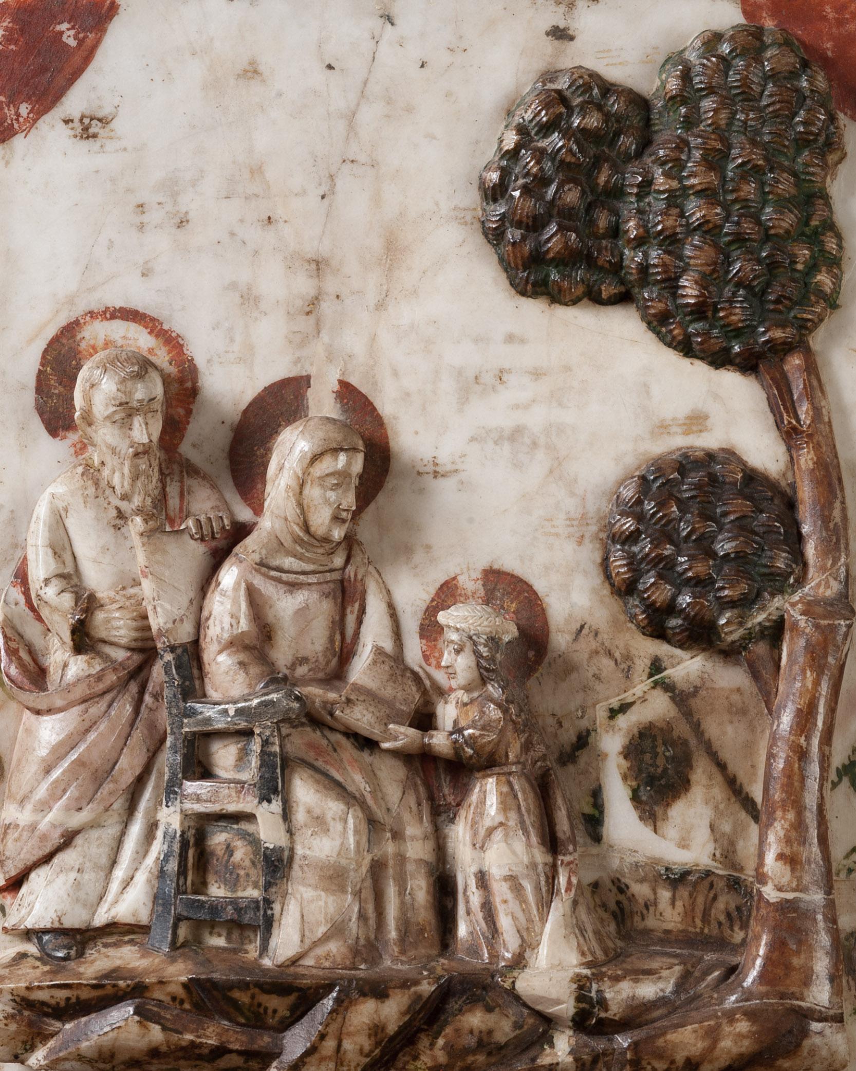 Educación de la Virgen (1699 - 1799)
