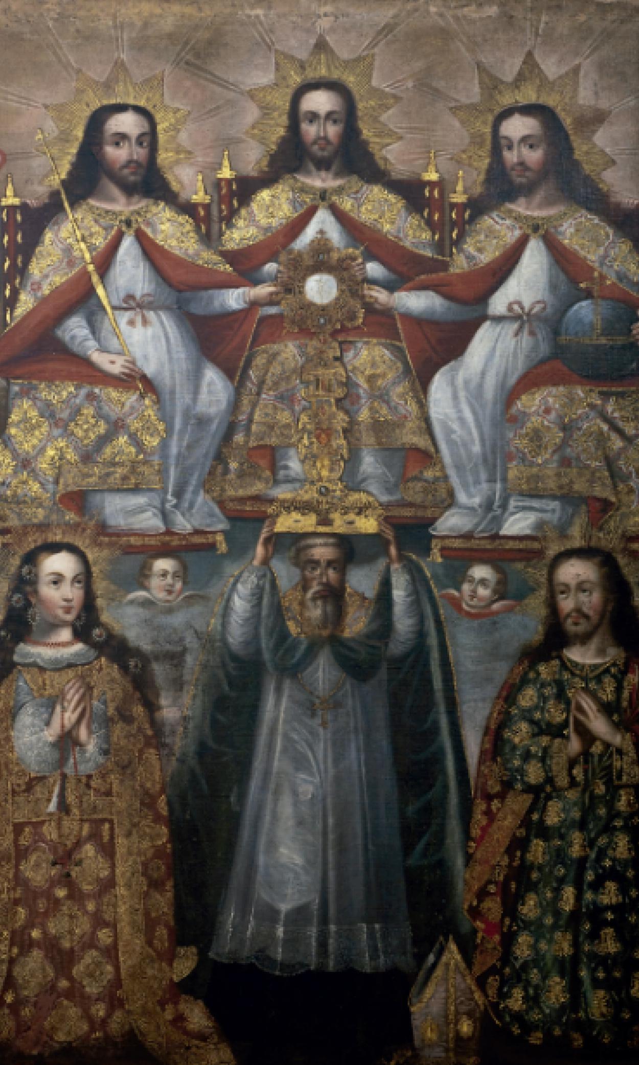 Exaltación de la Eucaristía