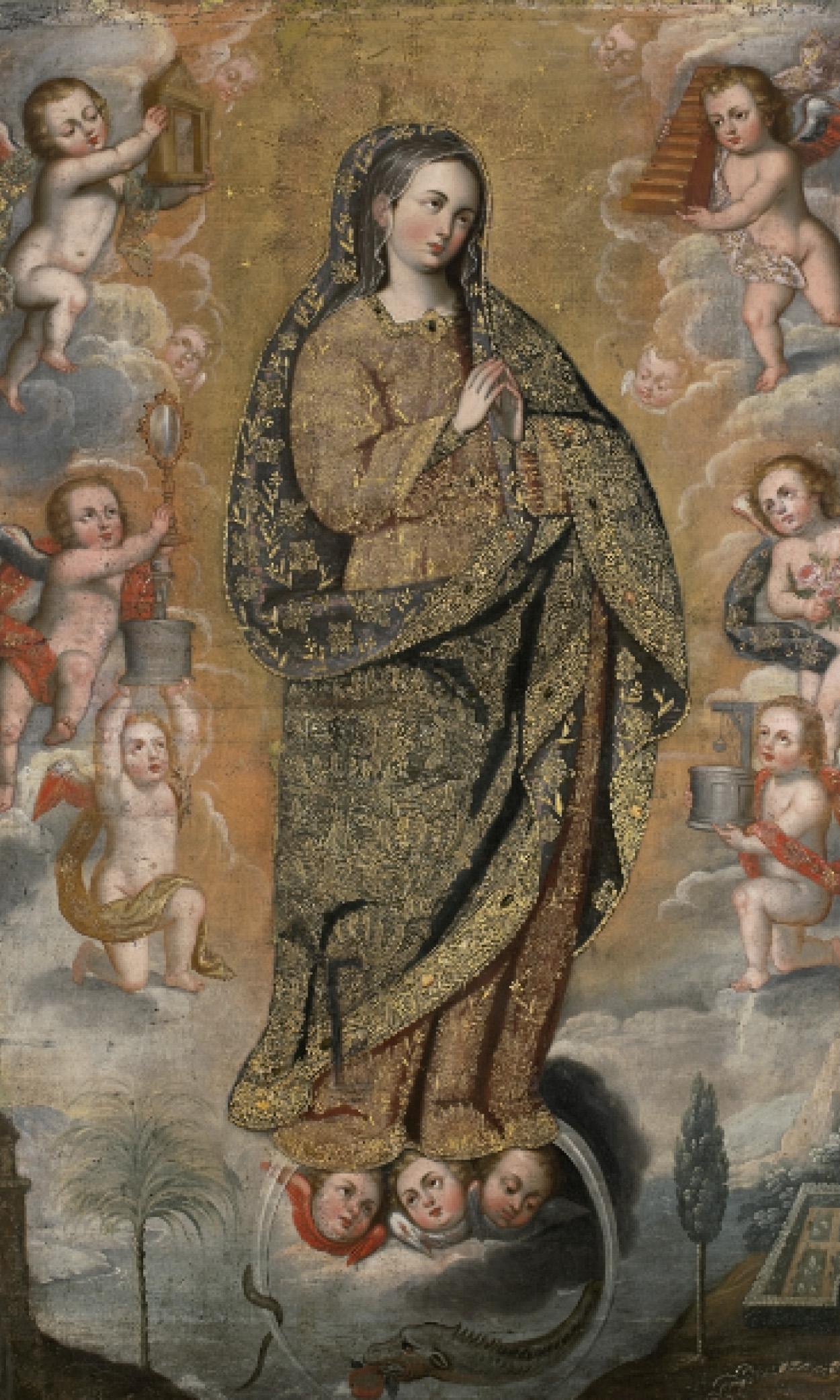 Inmaculada Concepción (1649 - 1669)