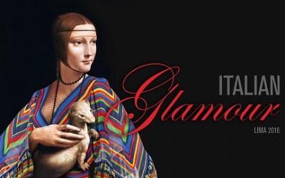 """Italian Glamour: Lima 2016"""