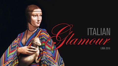 "(Español) ""Italian Glamour: Lima 2016"""
