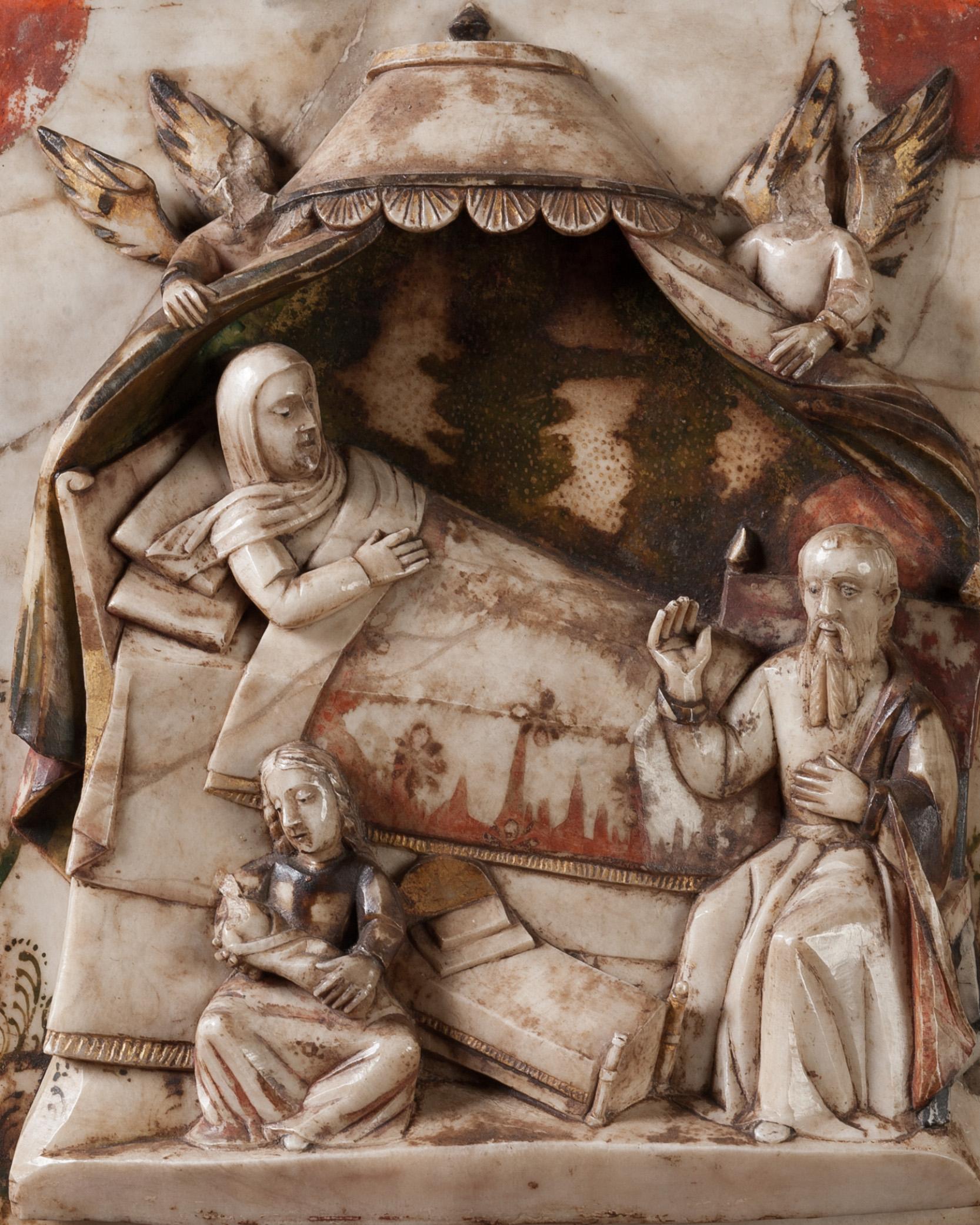 Nacimiento de la Virgen (1699 - 1799)