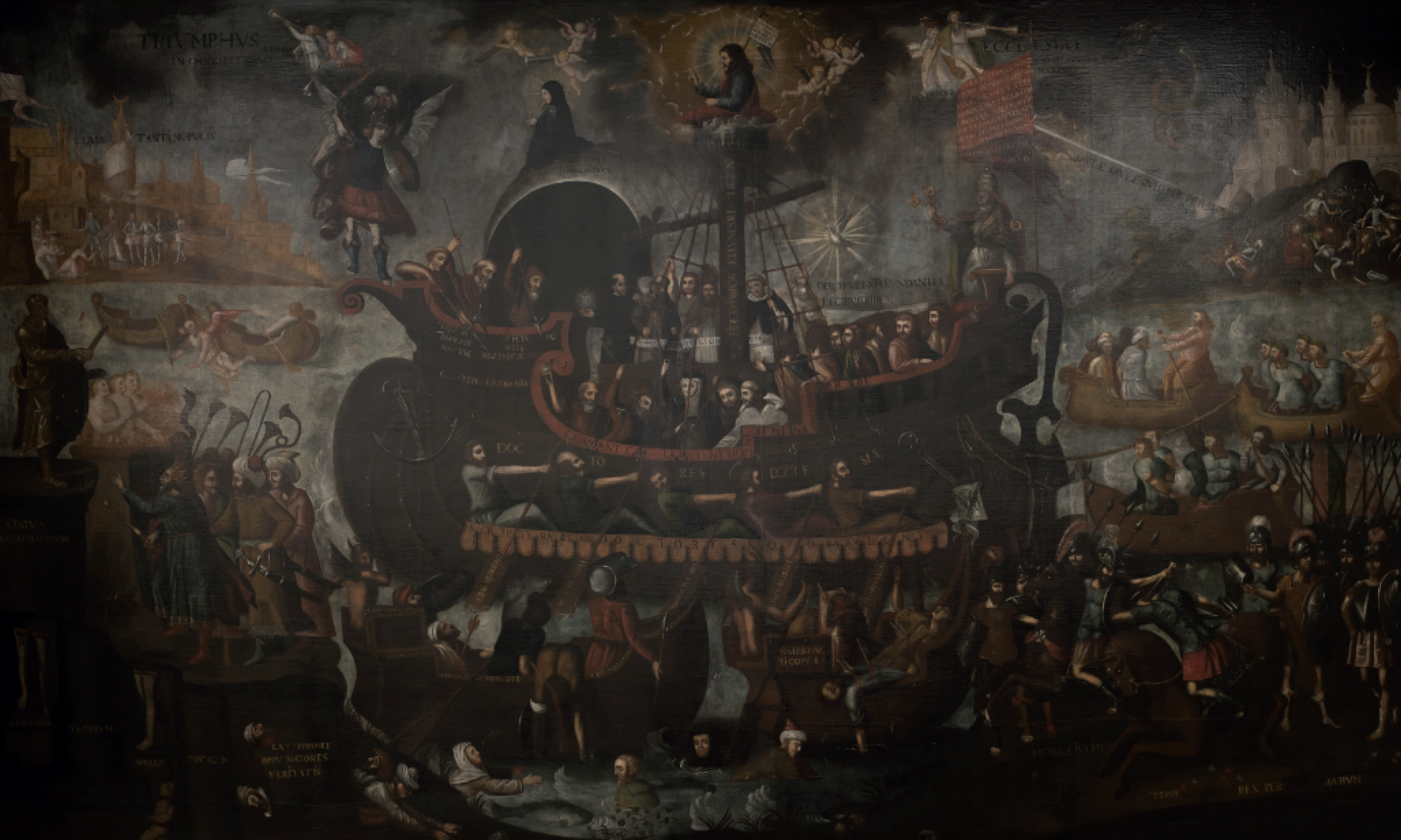Nave de la Iglesia