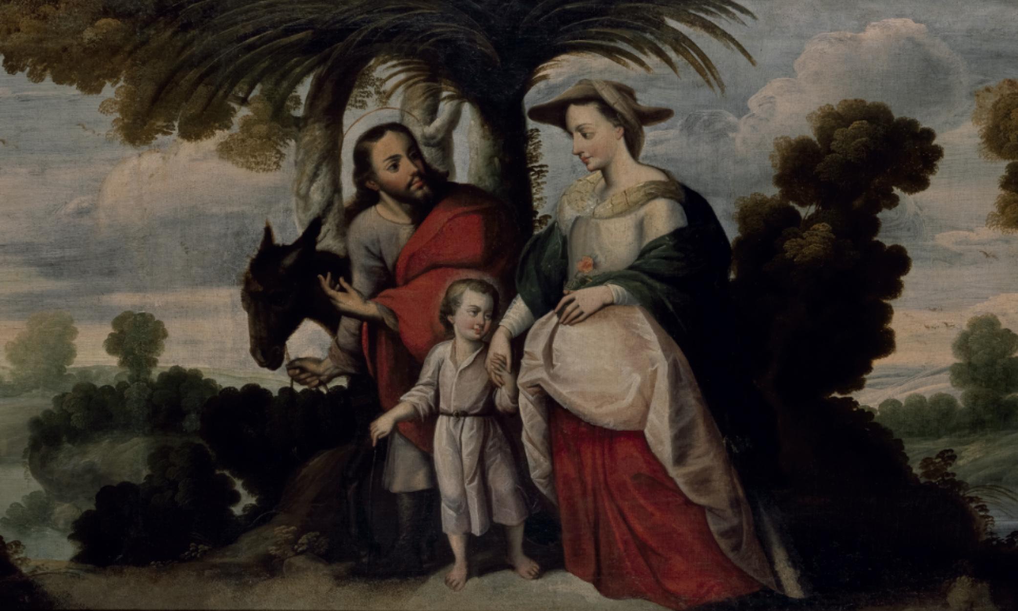 Retorno de Egipto (1679)