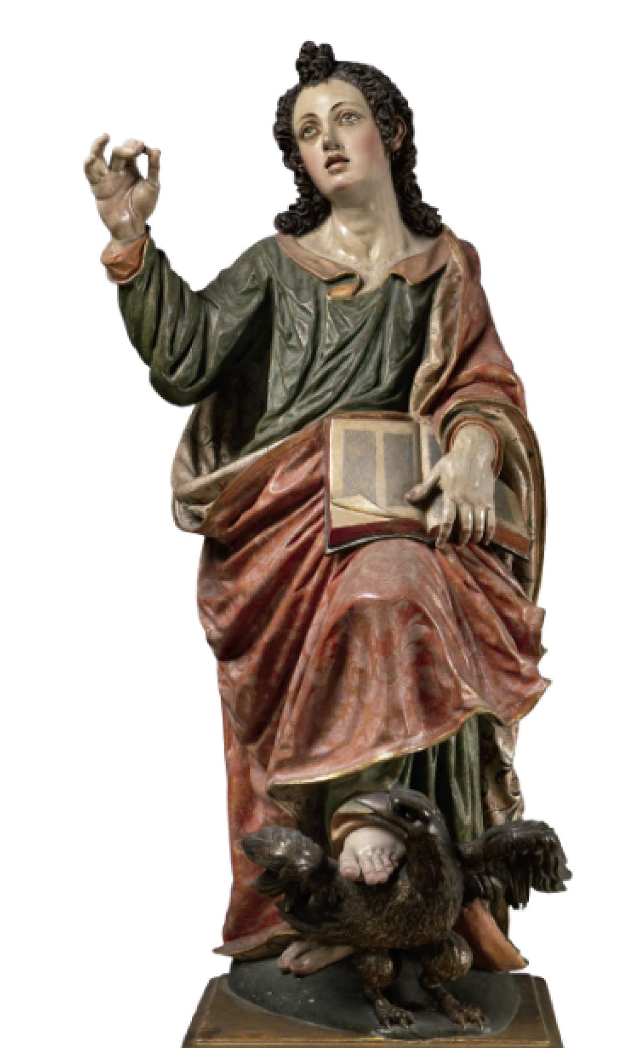 San Juan Evangelista (1649 - 1699)