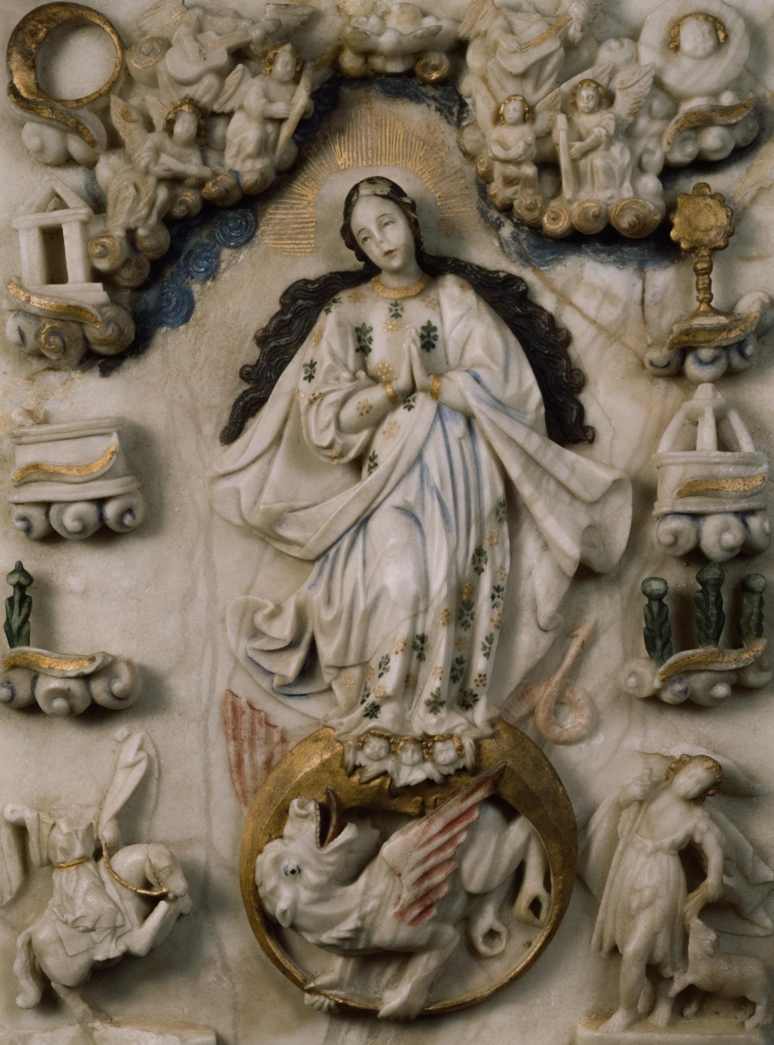 Virgen Inmaculada (1699 - 1799)