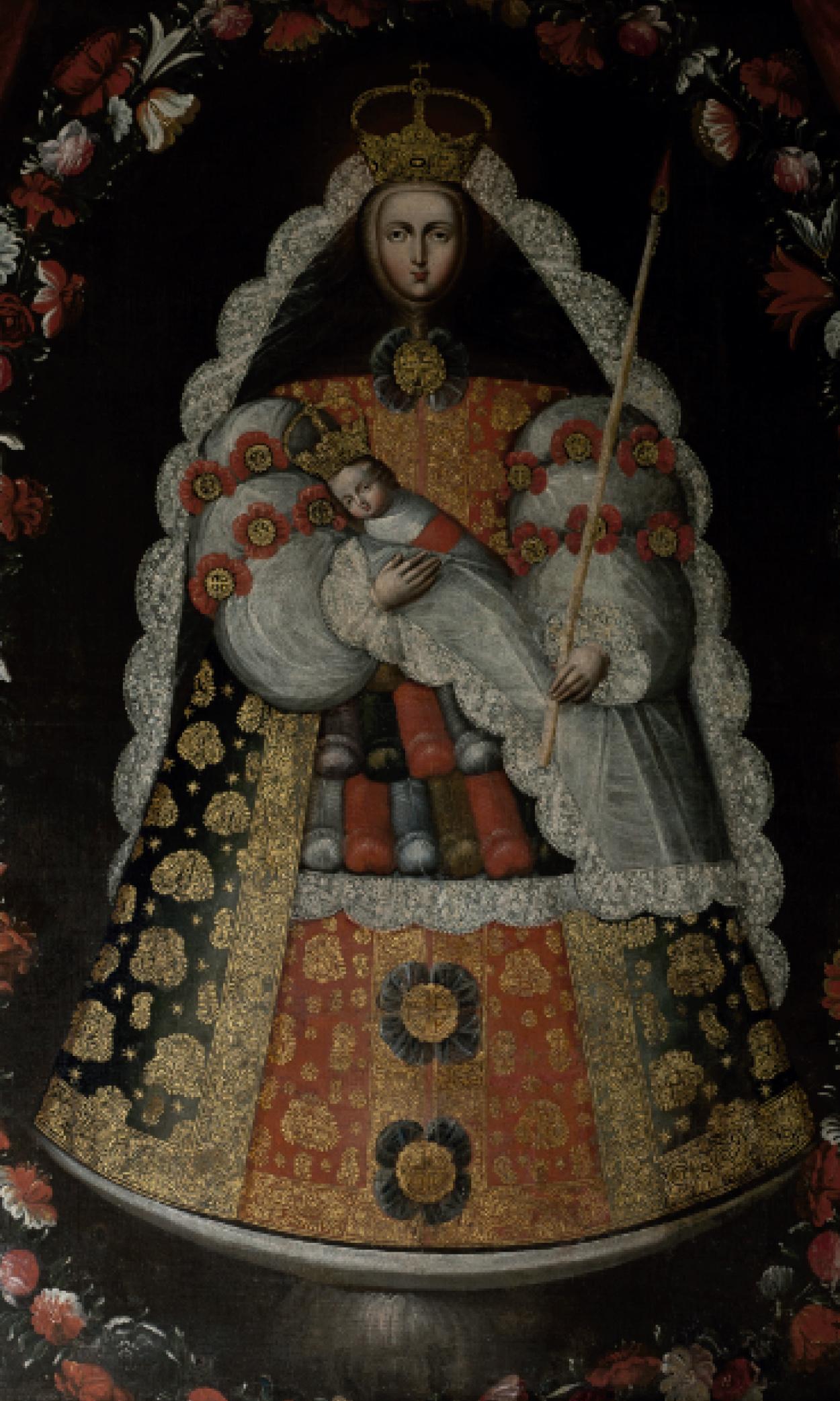 Virgen de la Candelaria de Tenerife (1679 - 1699)