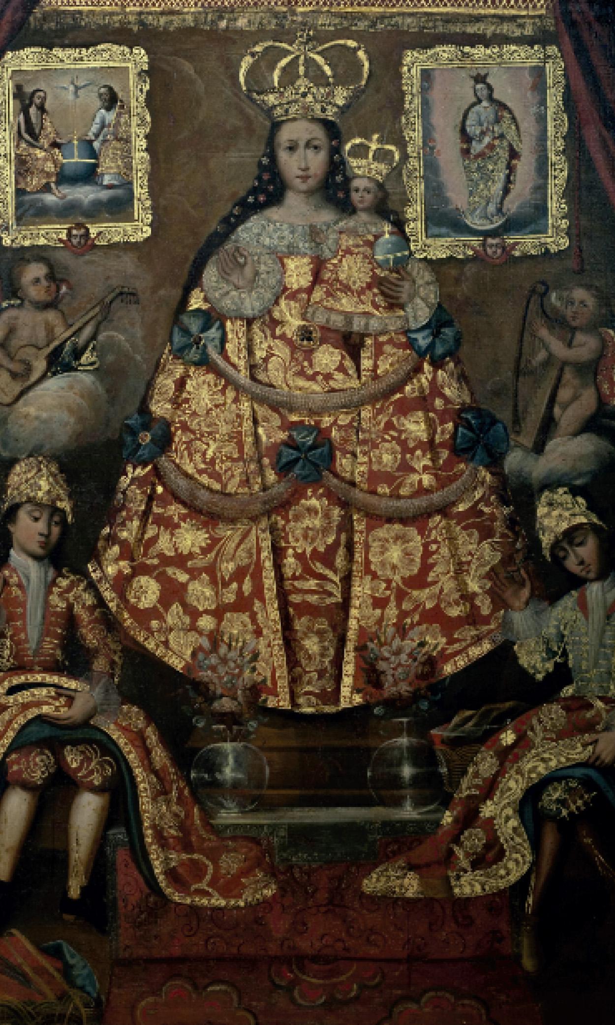Virgen de los Sastres  (1699 - 1729)