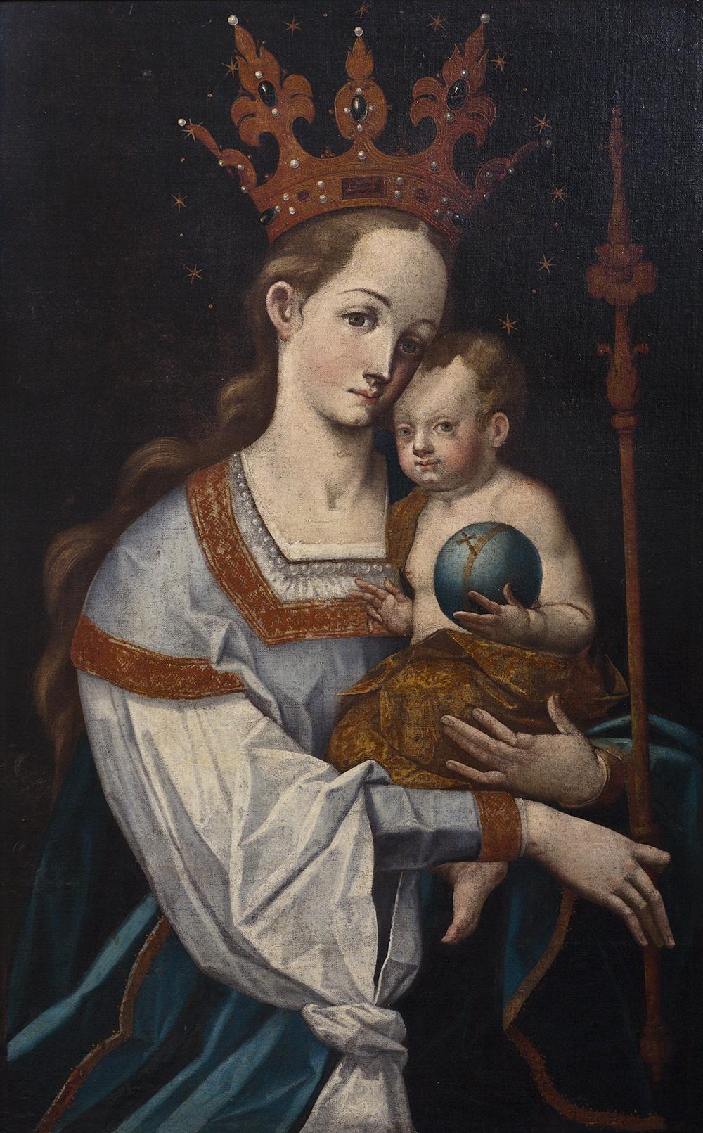Virgen del Cetro