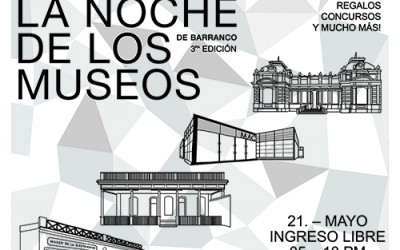 La Noche de los Museos de Barranco 3era edición