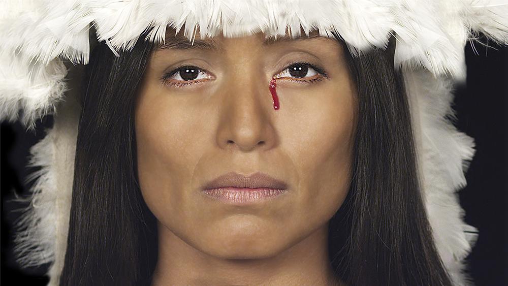 """""""La última princesa inca"""" exposición multidisciplinaria de Ana De Orbegoso"""