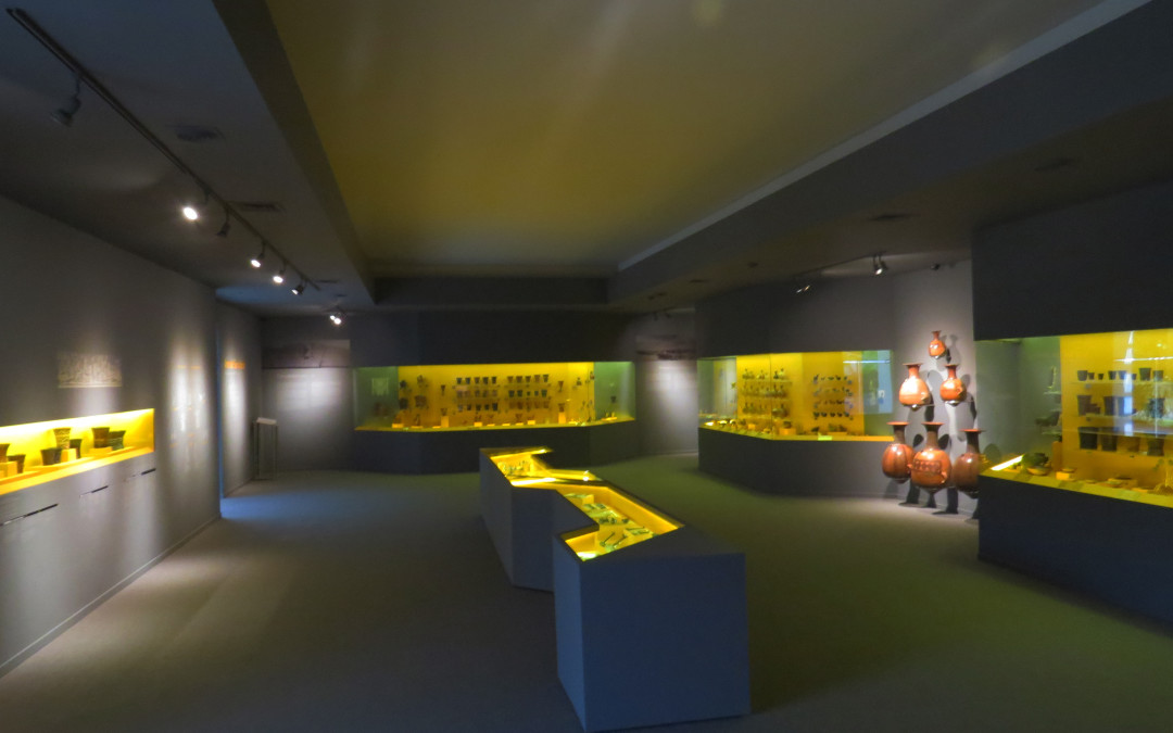 "Inauguramos nueva sala: ""Arte del Sur Andino: Tiahuanaco-Inca-Virreinato"""