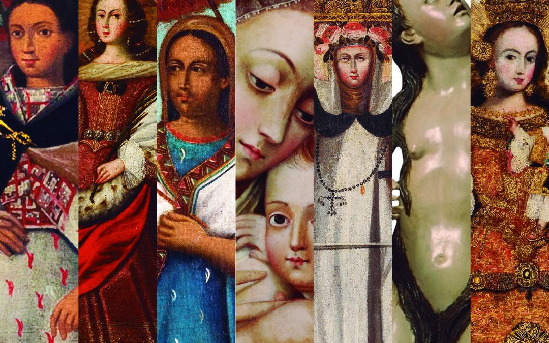 """""""Mujeres: una mirada desde el museo"""" Recorrido temático+taller"""