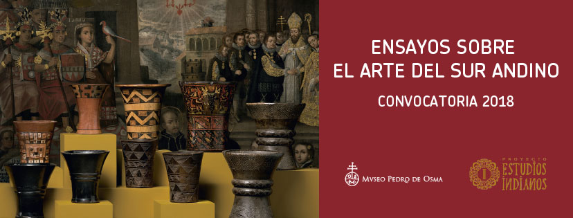 Convocatoria: Ensayos sobre el Arte del Sur Andino
