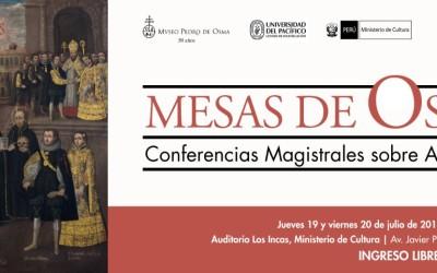 (Español) Mesas de Osma I – Conferencias Magistrales sobre Arte Virreinal