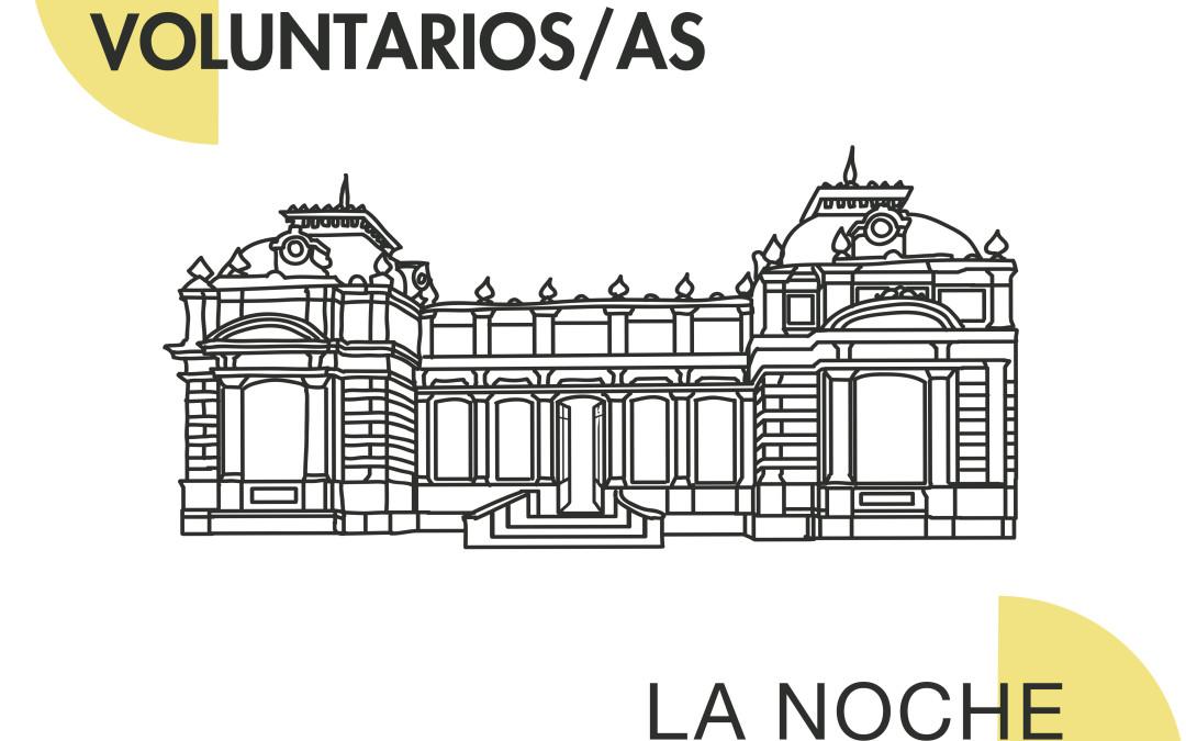 Buscamos voluntarios/as: La Noche de los Museos de Barranco – 8va. Edición